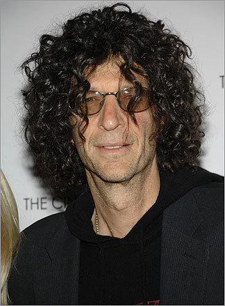 Howard Stern Self-proclaimed 'king of all media' Howard Stern has amassed an impressive record of Federal Communications Commission fines in his career. In 2004, the FCC imposed a fine of $495,000 , the largest in FCC history, on Clear Channel Communications. The fine occurred for an alleged 18 FCC violations during Stern's April 9, 2003, show. As a result, Clear Channel dropped Stern's show from six of its stations. Stern eventually left terrestrial radio for Sirius Satellite Radio -- encouraged by a $220 million contract.