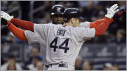 Sox moved to 5-0 vs. Yanks with a 2-game Bronx sweep
