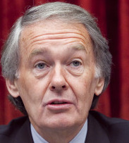 ENERGY-SAVING SHIFT Representative Edward Markey said the state should receive ample federal funds to replace lost revenue.