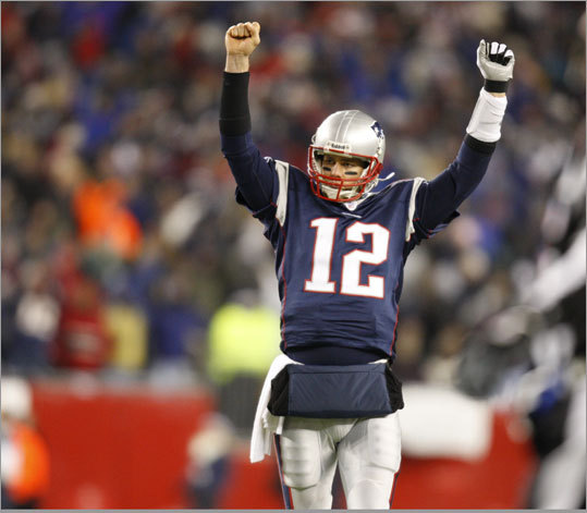 Brady's Back. More than nine months after a knee injury ended Tom Brady's season, the Patriots quarterback has become a familiar face once again. He has resumed practice with the team and is speaking publicly about the details of his missed season. We take you through a timeline of Brady's road to recovery ...