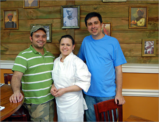 "Fernando Fonseca came to Cape Cod from the state of Minas Gerais in Brazil eight years ago. This winter, he opened Preta Café with Flavio Santos. The restaurant is in the Airport Plaza off Barnstable Road in Hyannis, and even though it just opened May 1, it is already changing course. Fonseca, 39, wanted to offer traditional American fare with a few Brazilian specialties, but he said, ""All the Americans asked, 'Where is the Brazilian food?' "" A new menu focusing on Brazilian dishes debuted this week, and on a recent Saturday it attracted a mix of the local Brazilian population (which numbers well over 10,000) and shoppers from TJ Maxx and Ocean State Job Lot. 425 Iyanough Road, Hyannis, 774-470-1361. 7 a.m.-9 p.m. Entrees $9.99-$17.99."