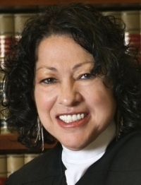 Sonia Sotomayor was tapped for the Supreme Court.