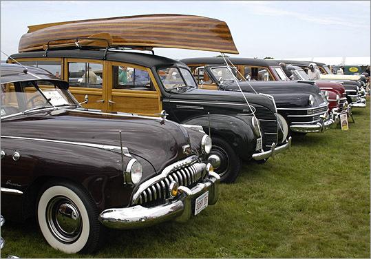 The woody row.