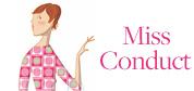 miss conduct's ettiquette column