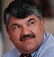 FIRST NEW LEADER IN 14 YEARS Richard Trumka is favored to become president of a union at a time of great promise for the labor movement.