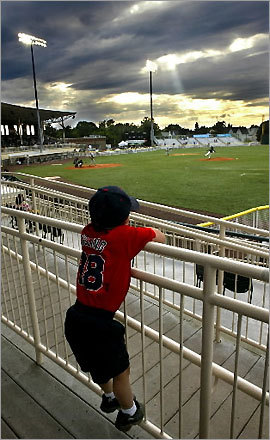 When it comes to baseball in New England, the Red Sox are certainly king. But there are many other hardball options throughout each state, each one less expensive and just as enjoyable as a day at Fenway. Here's the lowdown on the best that New England has to offer, and the information you need to create your own baseball itinerary.