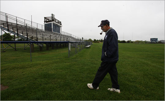 Nantucket High School football coach Vito Capizzo, who led the Whalers to three Super Bowls, retires with the third most wins in Massachusetts history.