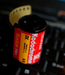 The iconic color film is processed at just one commercal lab.