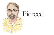 pierced column