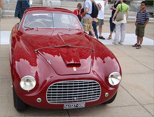 The New England region of the Ferrari Club of America hosts The Ferrari Concorso every Father's Day on the lawn of the state capitol in downtown Hartford. The event would be amazing with just the 100 or so current, classic, and historic Ferraris that circle the capitol, but what makes this event fantastic is that it's all for the benefit of Connecticut Children's Medical Center, the Village for Families & Children, and autism research. Since beginning in 2001, this event has raised more than $600,000 for sick and injured children in Connecticut.
