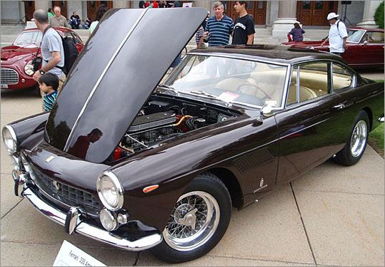 1964 Ferrari 330 America.