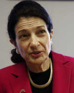 Senator Olympia J. Snowe of Maine said she is concerned about additional costs being placed on employers.