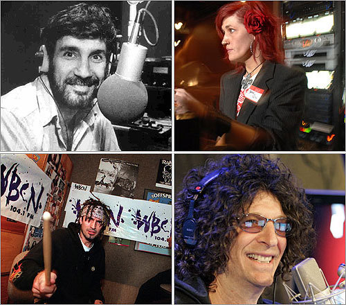 WBCN 104.1 FM went off the air on Aug. 11 after broadcasting in Boston for more than 40 years. The station brought former disc jockeys into its studios to say goodbye. WBCN is credited with leading the progressive rock 'n roll radio movement from the 1960s to the modern day. CBS Radio Boston announced it was pulling the plug on the legendary station in a complicated shuffle intended to make room for a new sports/talk format. Scroll through for a look at the 'Rock of Boston' through the years.