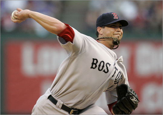 Red Sox starter Josh Beckett had another solid outing, allowing only four runs in eight innings, but took the loss when the offense failed to provide enough run support.