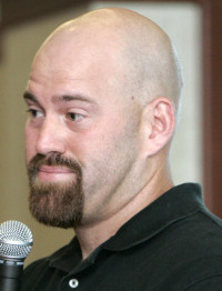 Kevin Youkilis spoke yesterday.