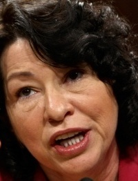 Sonia Sotomayor is still expected to be confirmed.