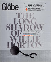 october 18 globe magazine cover