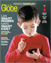 november 1 globe magazine cover