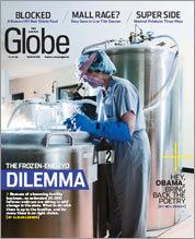 november 22 globe magazine cover