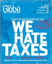 february 7 globe magazine cover