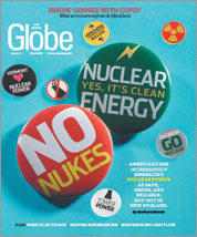 may 9 globe magazine cover