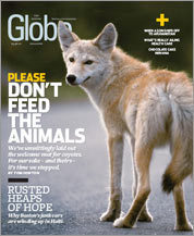 may 30 globe magazine cover