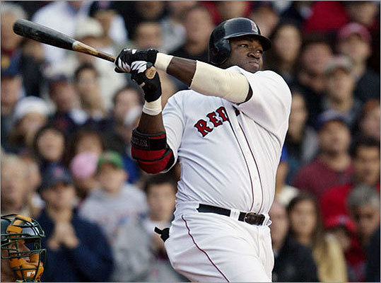 2003 The 2003 season was the first of five consecutive seasons in which Ortiz would drive in more than 100 runs.