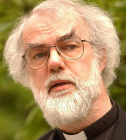 ANGLICAN LEADER Rowan Williams has found himself at the head of a church torn by disputes that are ostensibly over homosexuality.