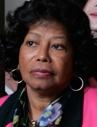 Michael Jackson's mother, Katherine Jackson.