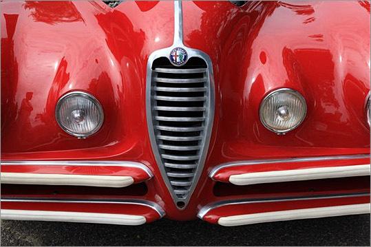 An Alfa Romeo Touring.