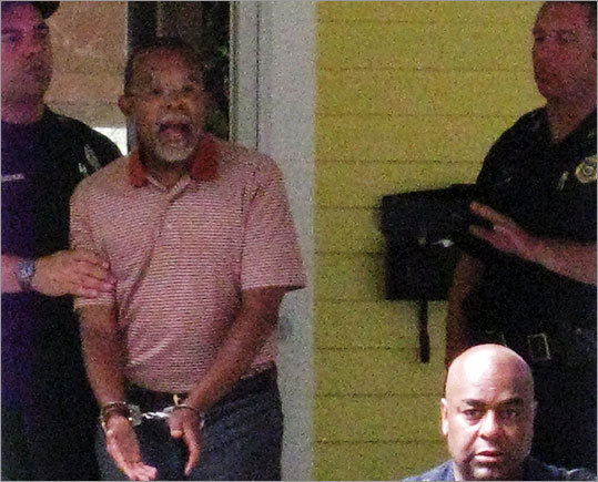 The arrest of Henry Louis Gates, Jr.