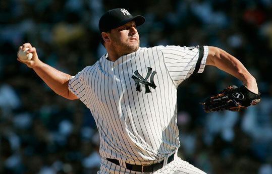 Roger Clemens continued The former Red Sox and Yankees ace had been in and out of court for years stating that his longevity in baseball is due to his work ethic rather than any unnatural substance. His lawyer claimed that he wasn't one of the players that tested positive for banned substances in 2003. 'He's never injected me with HGH or steroids,' Clemens said of McNamee's assertions to baseball investigator George Mitchell.