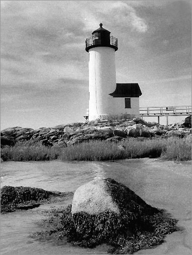 A minor bit of controversy occurred in 1974 when the Coast Guard removed the fog signal at this light station. Local boaters and fishermen complained. The following year, a switch to activate the signal was installed at the local police station. Today, Annisquam Light is activated by a sensor. The lighthouse remains an active US Coast Guard aid to navigation.