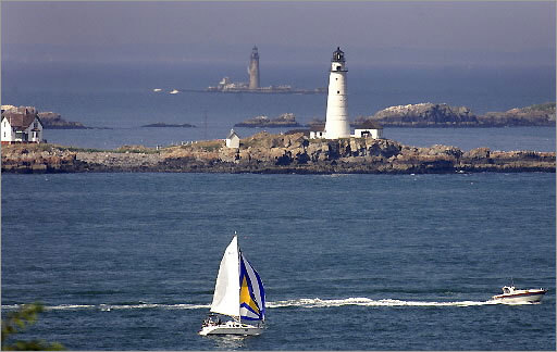 Historian Edward Rowe Snow once dubbed Boston Light an 'ideal American lighthouse' It is America's oldest lighthouse and the last one to be automated. Additionally, Boston Light is the only lighthouse that still has an official keeper.