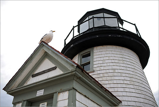 America's second-oldest lighthouse, Nantucket's Brant Point served an important role navigating ships through a heavily trafficked area that was central to the 18th century whaling industry. *Grounds open to the public; tower not