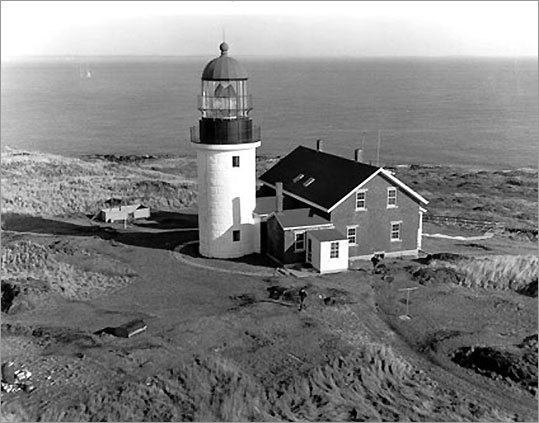 Seguin Island Light, built in 1795, was Maine's first offshore station, located about 2 miles from the mouth of the Kennebec River. There is no charge to visit the lighthouse, but donations are certainly accepted.