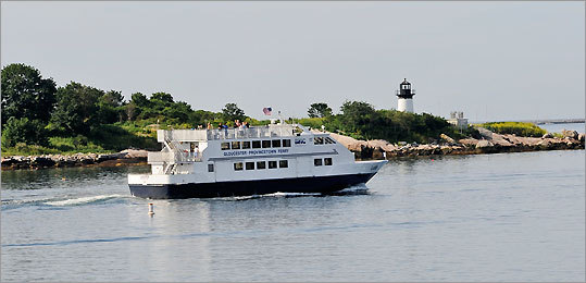 Ten Pound Island Light was built to guide marine traffic into Gloucester's inner harbor. Though decommissioned in 1965, the lighthouse underwent a renovation during the 1980s to restore it as an active aid to navigation. Today, the lighthouse can be viewed from many spots along the Gloucester Harbor. *closed to the public