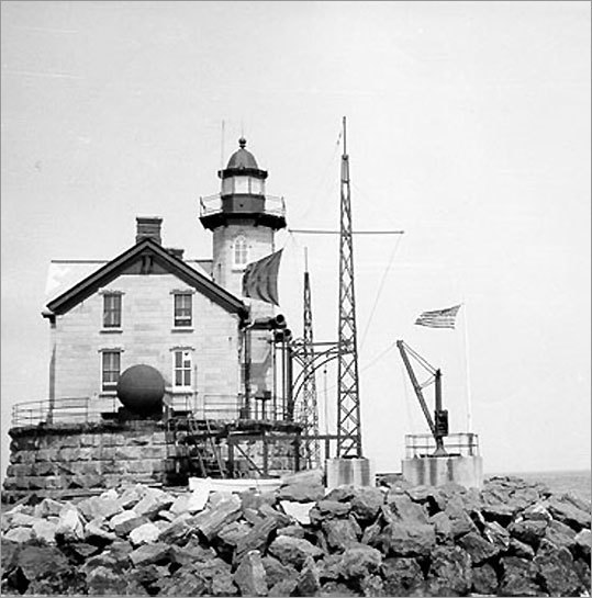 Located halfway between Connecticut and Long Island, this 1877 lighthouse drove some keepers to the brink. According to lighthouse historian Jeremy D'Entremont, one keeper went into a rage and locked himself in the lantern room, where he threatened to destroy the light. After emerging, he threatened to take his own life, but was stopped by a fellow keeper. He was soon fired. *Not open to the public.
