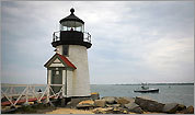 Take a New England lighthouse tour