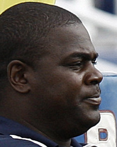 PEPPER JOHNSON Mentor to Patriots