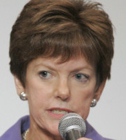 MARY NORWOOD Councilor Mary Norwood is one of the front-runners for the Nov. 3 election.