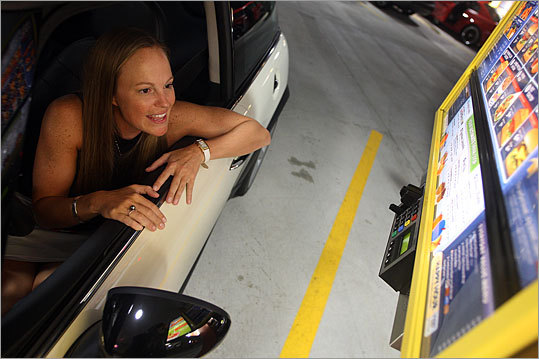Heidi Brockman, a graduate student at Harvard University, celebrated her 30th birthday at Sonic last week with a friend. She reported waiting more than an hour to get a parking spot at the 1950s-themed drive-in restaurant.