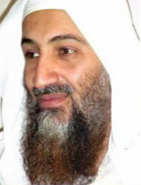 Osama bin Laden said the president was powerless.