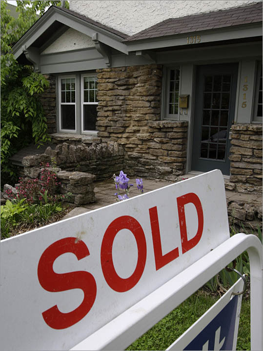 If you're selling your house, you're probably also planning to buy another one - and you need to talk to a mortgage broker as early in the process as possible, for two reasons. First, it gives you time to develop a relationship with your broker. Second, and probably more important, is that you need to know exactly how much you can spend on a new house and the size of the needed down payment.