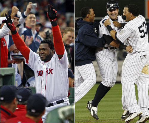 The Yankees popped corks Sunday afternoon following a sweep of the Red Sox that allowed New York to clinch the AL East crown. Despite the weekend result, both teams will be in the thick of the AL playoff picture. Nick Cafardo examines the five areas that each team needs to address as October baseball approaches.