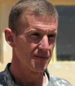 TACTICAL RESPONSE US General Stanley McChrystal has made protecting Afghan civilians a priority and has restricted air strikes.