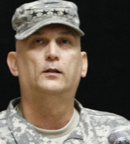 General Ray Odierno said problems still remain for Iraq's stability as US troops are recalled over the next few years.