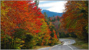 White Mountains foliage GPS tour