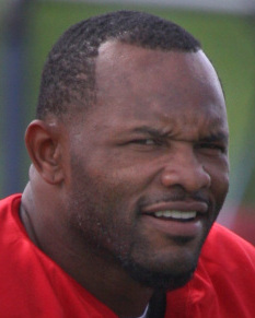 FRED TAYLOR 45 carries