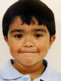 Max Gomez, 5, died in August, apparently of swine flu.